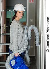 mutevole, sistema ventilazione