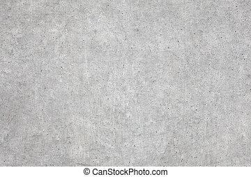 muur, abstract, achtergrond, grijze , cement