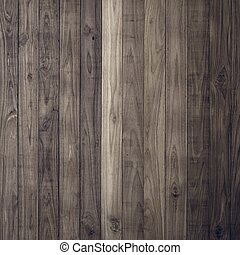 muur, bruine , hout, plank, textuur