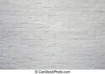 muur, grijs, baksteen