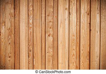 muur, hout, achtergrond