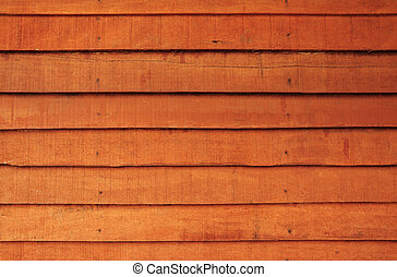 muur, hout samenstelling