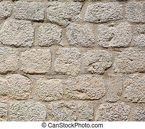 muur, steen, achtergrond