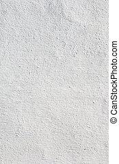 muur, witte achtergrond