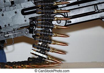 muy, munición, large-caliber