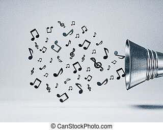 muziek, bacground