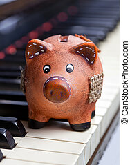 muziek, besparing