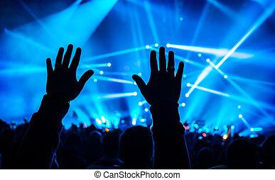muziek concert