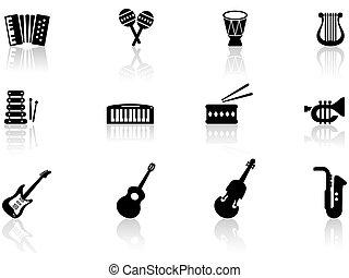 muziek, iconen