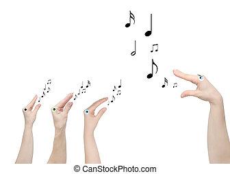 muziek leraar
