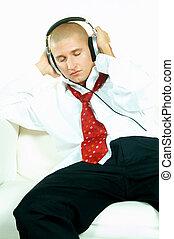 muziek, luisteren