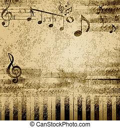 muzieknota's
