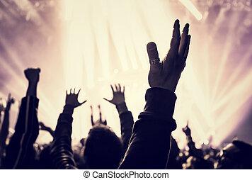 muzyczny, koncert