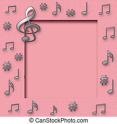 muzyka, album na wycinki