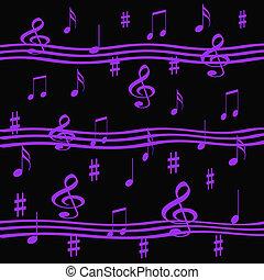 muzyka, lawenda