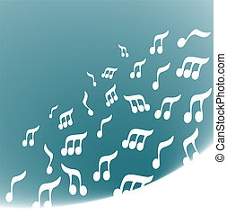 muzyka, osłona