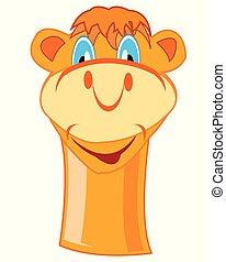 Muzzle animal camel