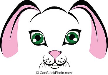 muzzle bunny