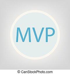 mvp, concept, (minimum, viable, product)