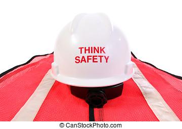 myśleć, bezpieczeństwo
