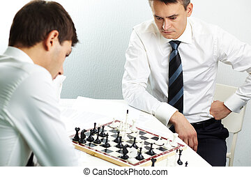 myślenie, strategia