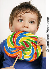 My boy lollipop - Makes my heart go giddy-up