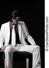 My business suit