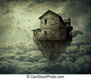 My Flying House