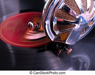 my old gramaphone