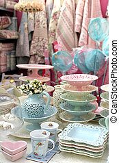 my grand ma shop - country still life in village shop