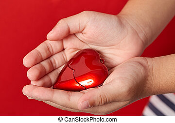 My heart is in your hands