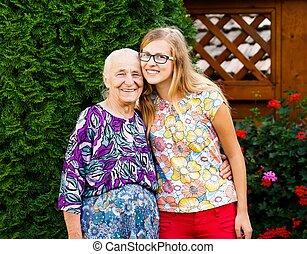 My Lovely Grandmother!