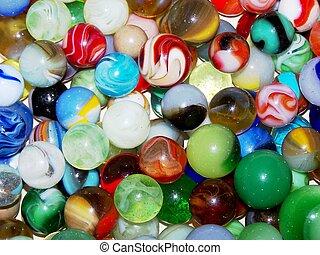 My Marbles - Vintage marbles