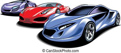 my original sport cars design