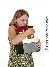 my presents girl child