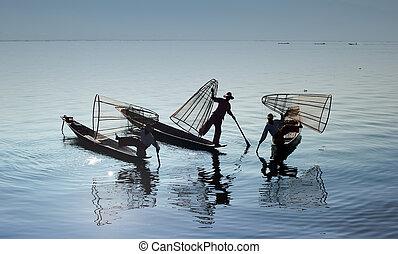 Myanmar (Burma) - Inle Lake