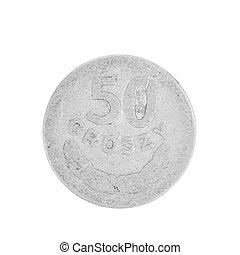 mynt, av, tysk, demokratisk, republic.