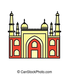 mysore, インド, 宮殿