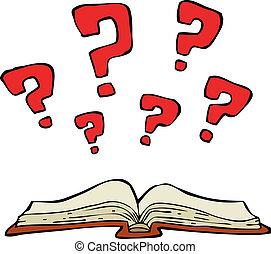 mystère, livre