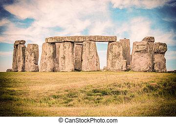 mystérieux, stonehenge