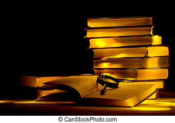 mysterieus, library.