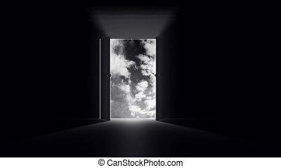 Mysterious Door v6 1