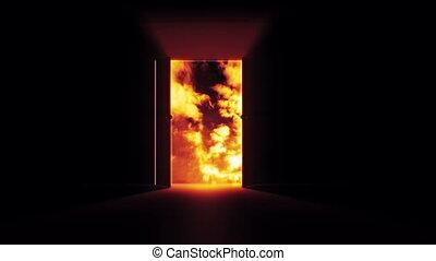 Mysterious Door v6 2