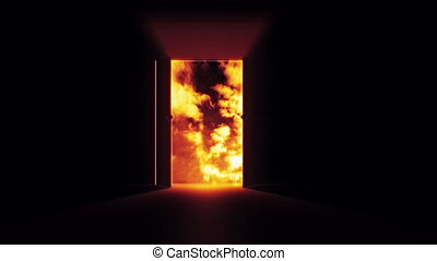 Mysterious Door to Heaven | New Opportunity & Mysterious door v6 3. Mysterious door to heaven | new... stock ...