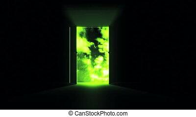 Mysterious Door v6 3