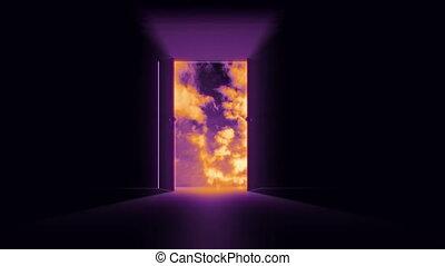 Mysterious Door v6 5