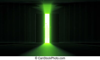 Mysterious Door to Heaven | New Opportunity Yurei Japanese Ghost shape appear