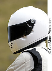 Mystery Racing Driver