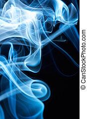 mystic blue fog