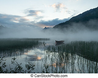 Mystic boat